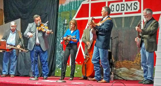 Oklahoma Band Pic
